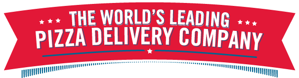 The world's leading pizza delivery company.